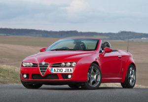 Alfa Romeo Brera Spider